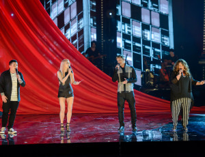 The Voice Australia – Nobody Wants to be Lonely